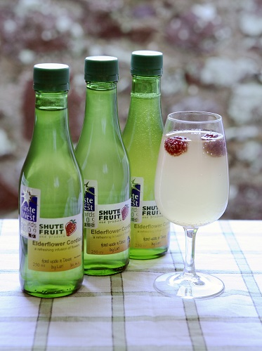 Large Elderflower Cordial