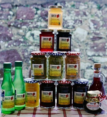 Shute Fruit and Produce preserves